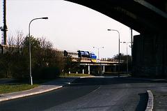 ex-CSD 498.022 Under Branicky Most, Picture 2, Branik, Prague, CZ, 2007