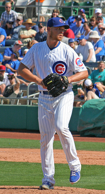 Chicago Cubs Pitcher (0364)