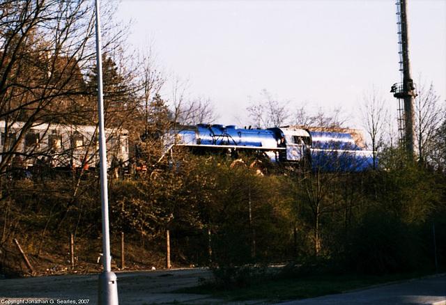 ex-CSD 498.022, Branik, Prague, CZ, 2007