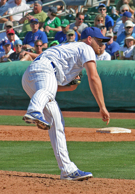 Chicago Cubs Pitcher (0368)