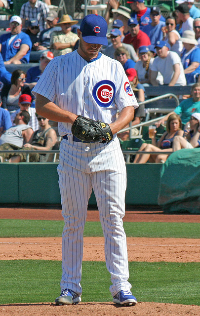 Chicago Cubs Pitcher (0369)