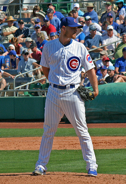 Chicago Cubs Pitcher (0371)