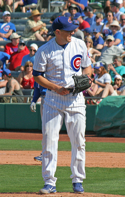 Chicago Cubs Pitcher (0569)
