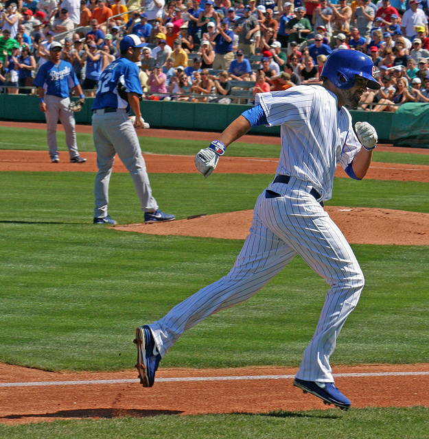 Chicago Cubs Player (0043)