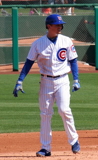 Chicago Cubs Player (0067)