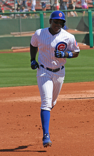 Chicago Cubs Player (0070)