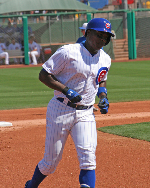 Chicago Cubs Player (0071)