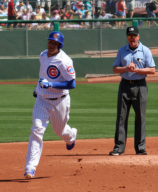Chicago Cubs Player (0081)