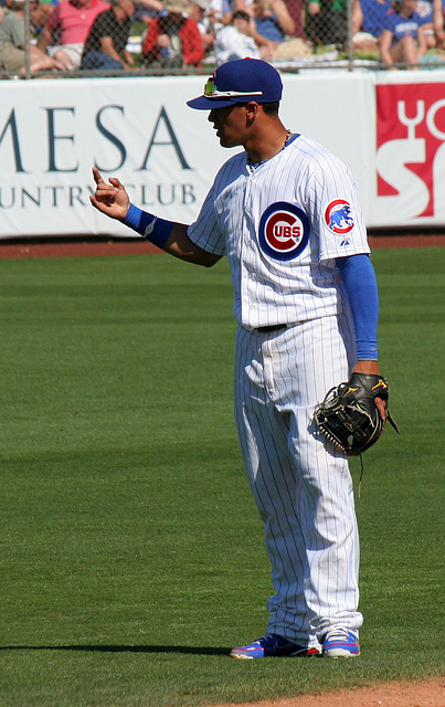 Chicago Cubs Player (0381)