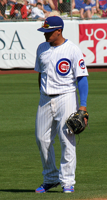 Chicago Cubs Player (0382)