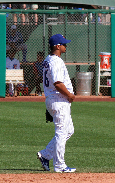 Chicago Cubs Player (0430)