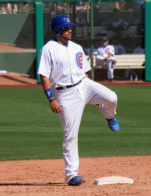 Chicago Cubs Player (0505)