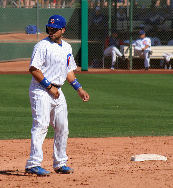 Chicago Cubs Player (0509)