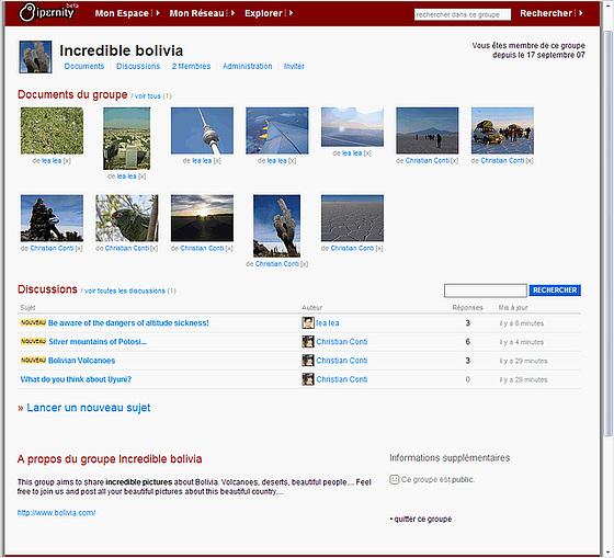 groups screenshot1