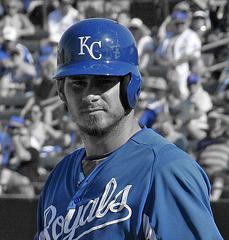 Kansas City Royals Player (0655B)
