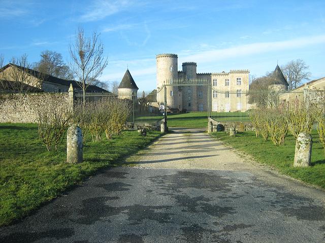 Château de Cussac