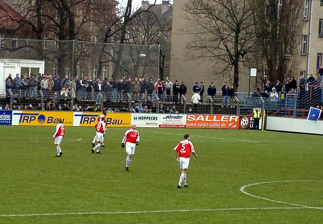 SV Babelsberg 03 - Arminia Bielefeld 0:2