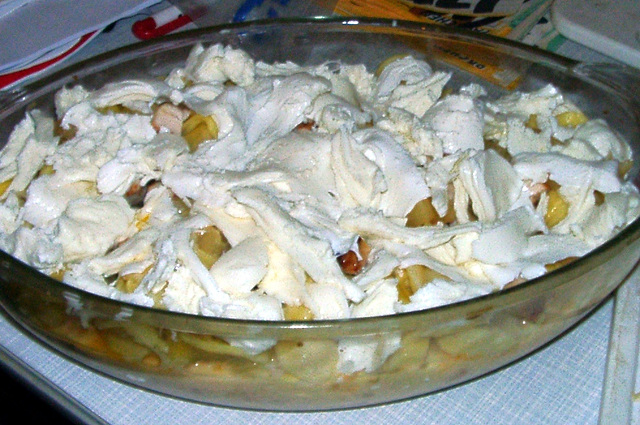 Noodle casserole II