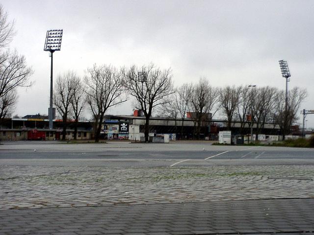 Blick aufs Millerntorstadion