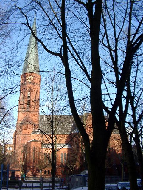 Friedenskirche Altona