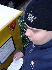Day #025 - The Mailbox
