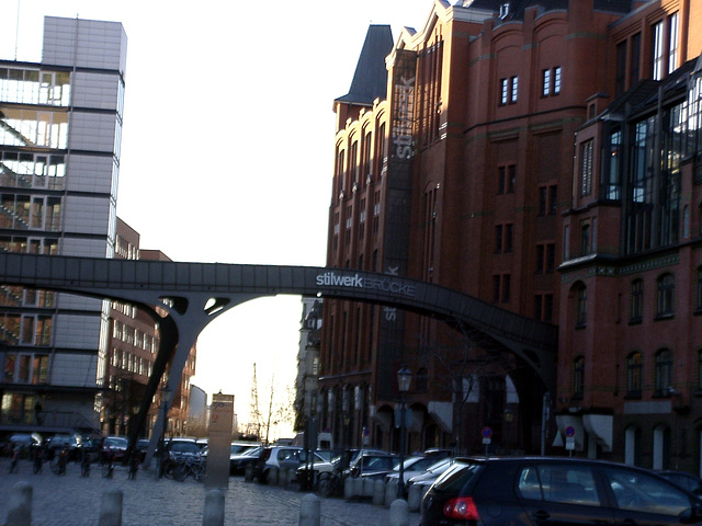 Stilwerk bridge
