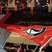 Flag Antifascist action