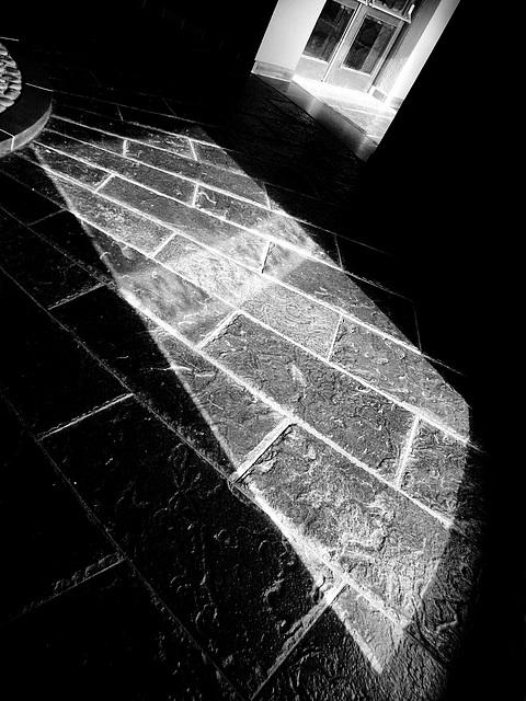 light's shadow