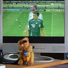 Germany 0:0 Argentina