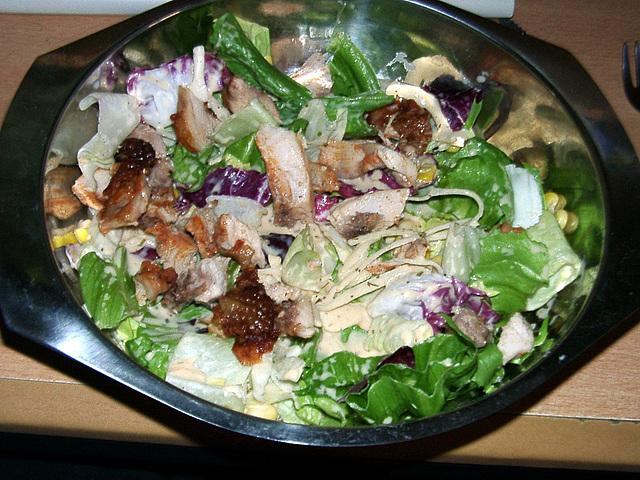 Roasted Chickensalad
