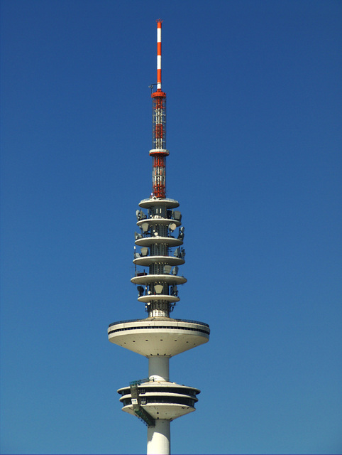 Televisiontower of Hamburg