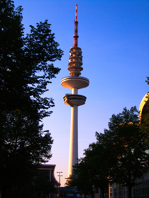 Televisiontower of Hamburg