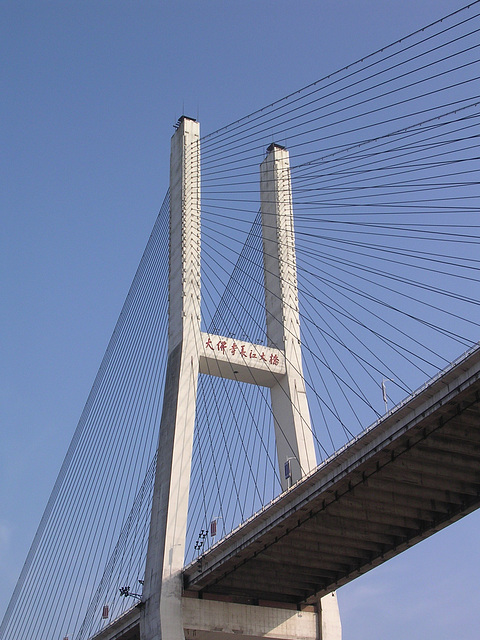 Brücke nach Chongqing