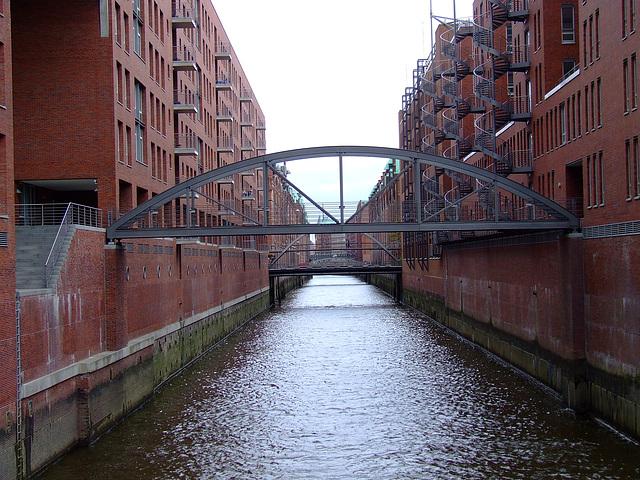 View from the Wilhelminenbridge