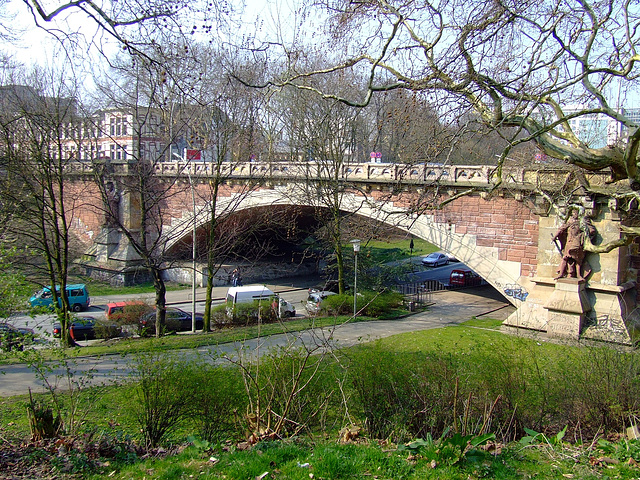 Kersten- Miles- Brücke