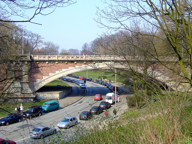 Kersten- Miles- Brücke (*1895 - 1897)