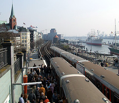 U3- Landungsbrücken