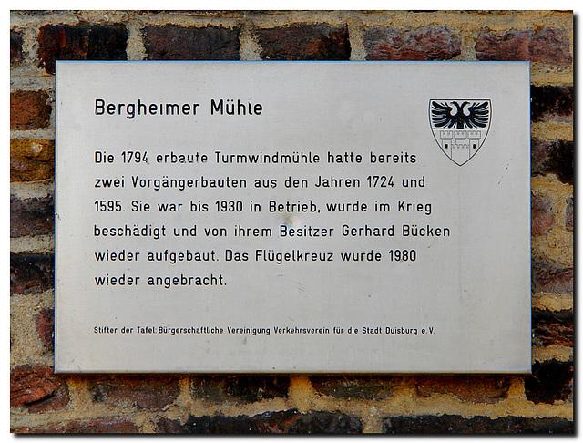 Berheimer Mühle