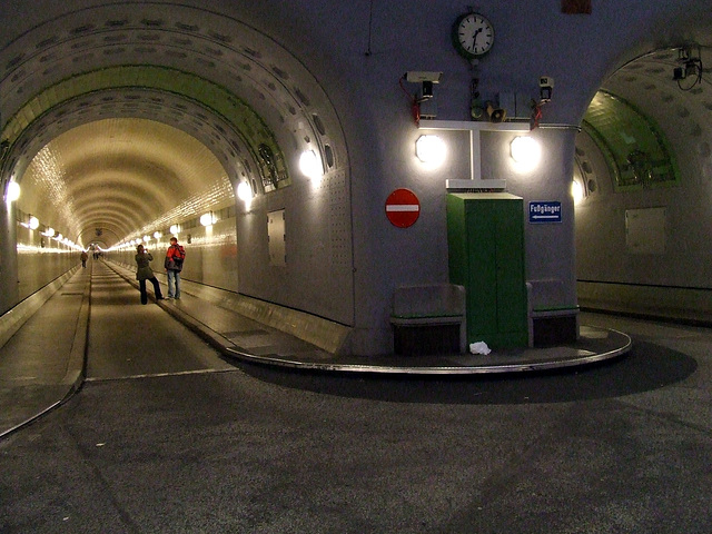 Alter Elbtunnel (*1911)