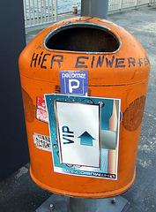 VIP - Garbage