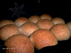 Luxe volkorenbroodjes