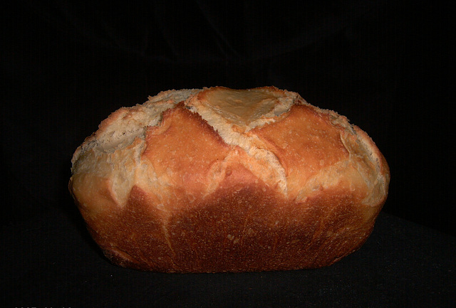 Spanish Peasant Bread 2
