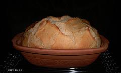 Spanish Peasant Bread 1