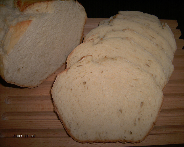 Spanish Peasant Bread 3