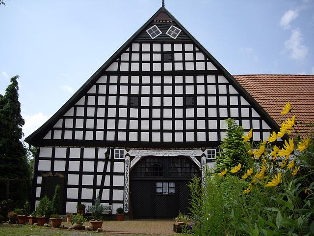 ehemaliger Gutshof in Preussisch Oldendorf