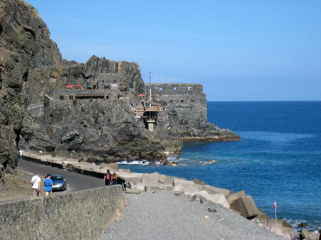 IMG 1390 Castillo del Mar in Vallehermoso