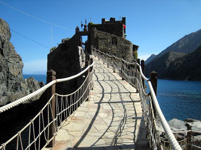IMG 1397 Gangway zum Castillo