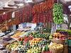 Le marché a Madère
