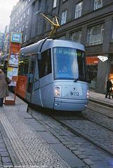 DPP #9113, Vaclavske Namesti, Prague, CZ, 2007