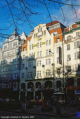 Hotel Zlata Husa, Vaclavske Namesti, Prague, CZ, 2007